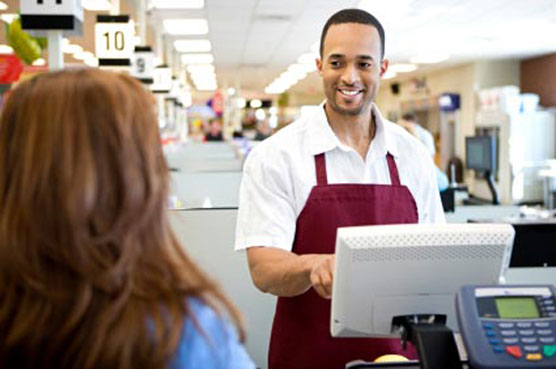 shoprite,cashier or packers jobs