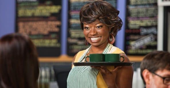 waitress, spur, no experience jobs